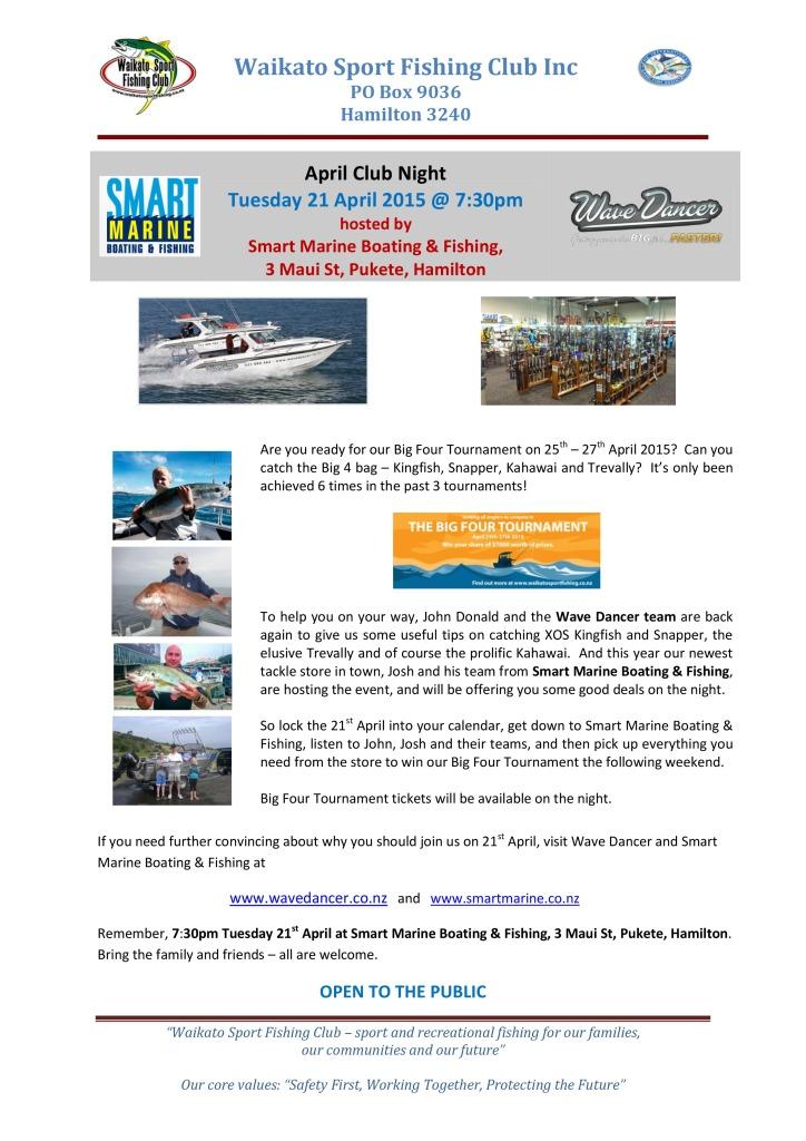 April 2015 Club Night Flyer Wave Dancer & Smart Marine V2-page-0