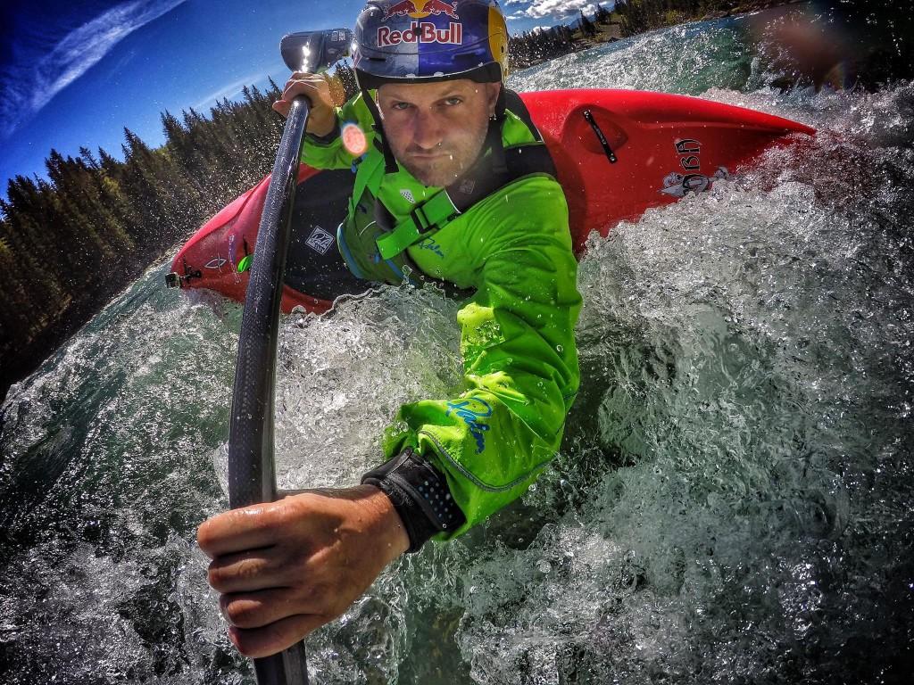 Ben Brown Kayaking